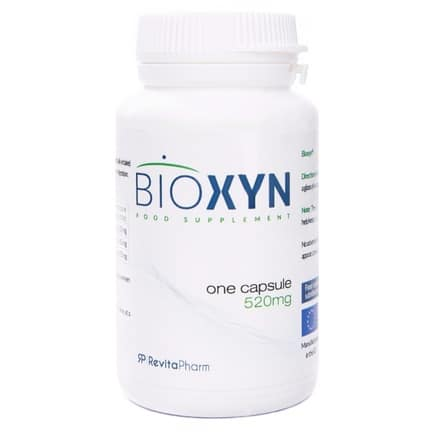Bioxyn ist ein Nahrungsergänzungsmittel mit natürlichen Inhaltsstoffen