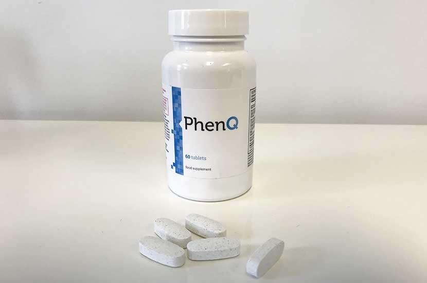 PhenQ-Flasche