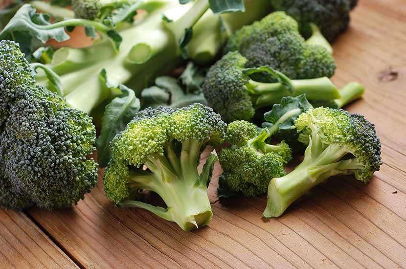 Brokkoli ist ein chromhaltiges Gemüse