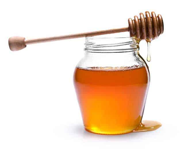 Honig ist ein ausgezeichnetes Antioxidans