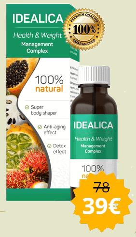 Idealica - Sie können dieses Produkt mit 50% Rabatt kaufen