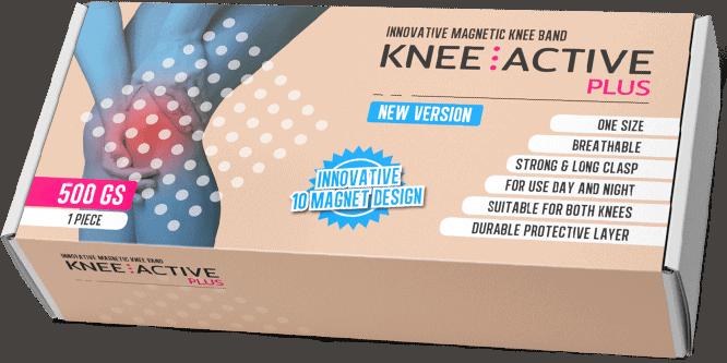 Knie Active Plus gibt Halt und Stabilität