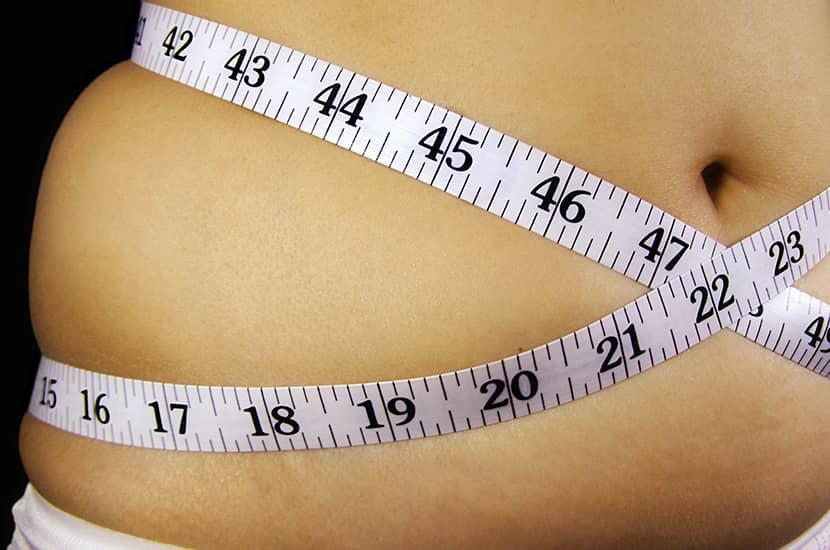 Übergewicht kann ernsthafte Gesundheitsprobleme verursachen.