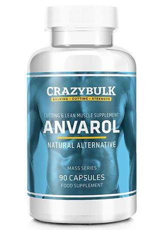 Anstatt illegale Steroide zu enthalten, enthält Anvarol Sojaprotein