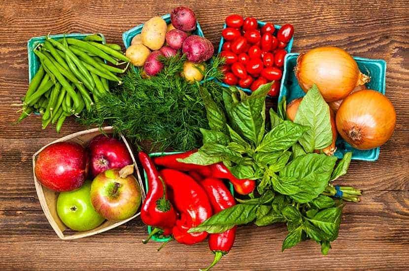 Der Verzehr einer breiten Palette von Obst und Gemüse wird dazu beitragen, die Wirkung von PhenQ zu verstärken