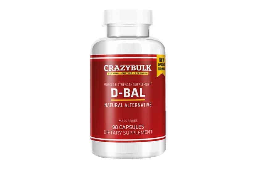 D-Bal, die legale Version von Dianabol