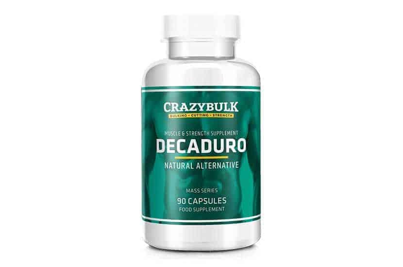 DecaDuro ist die rechtliche Alternative zu Deca-Durabolin