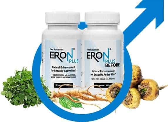 Eron Plus hilft, das hormonelle Umfeld des Mannes auszugleichen