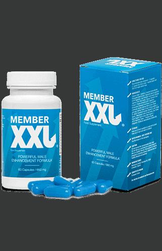 Member XXL ist ein Nahrungsergänzungsmittel, das Ihnen helfen kann, sich zum Zeitpunkt des Sex sicherer zu fühlen