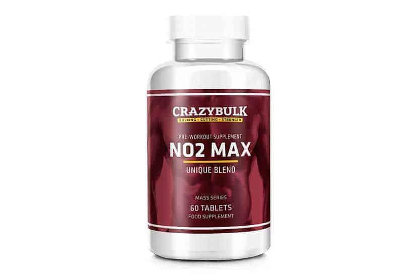 No2Max kann Ihnen helfen, Ihre Kraft zu erhöhen