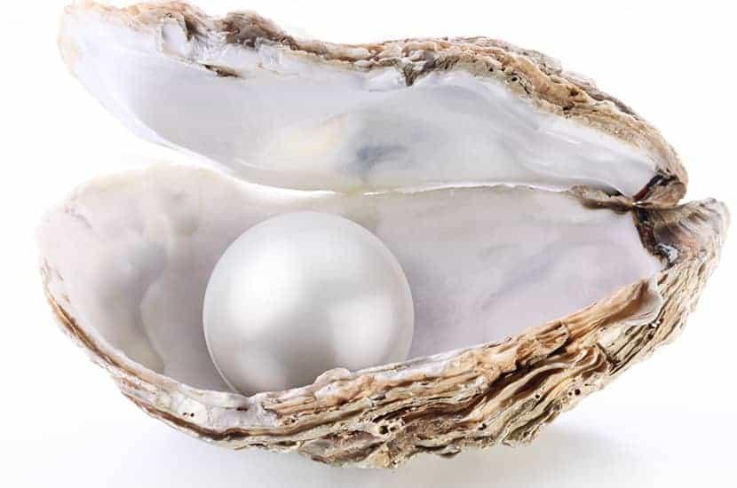 Das Perlenpulver wird durch Mahlen der Perlen zu einem feinen Pulver gewonnen