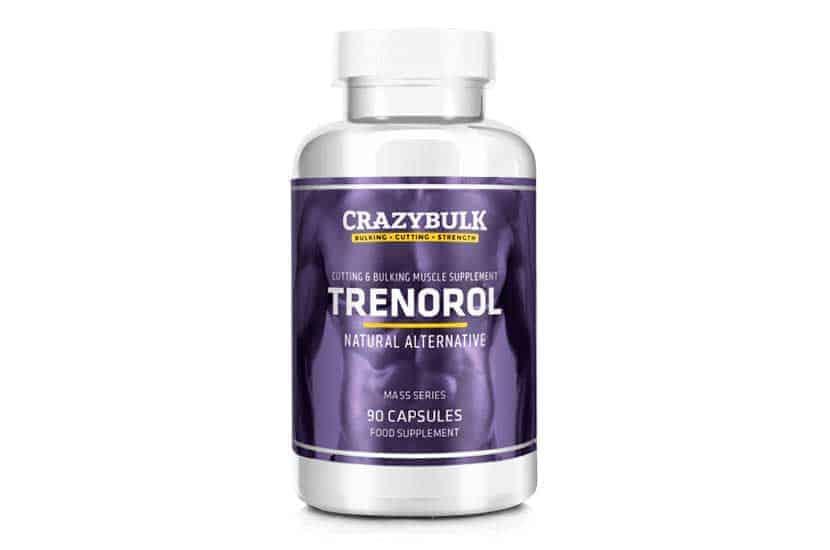 Trenorol kann Ihnen im Stadium zunehmender Muskelmasse helfen