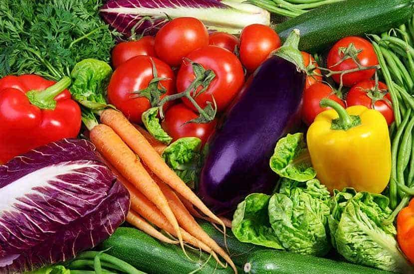 Bor ist ein Mineral, das in verschiedenen Obst- und Gemüsesorten vorkommt