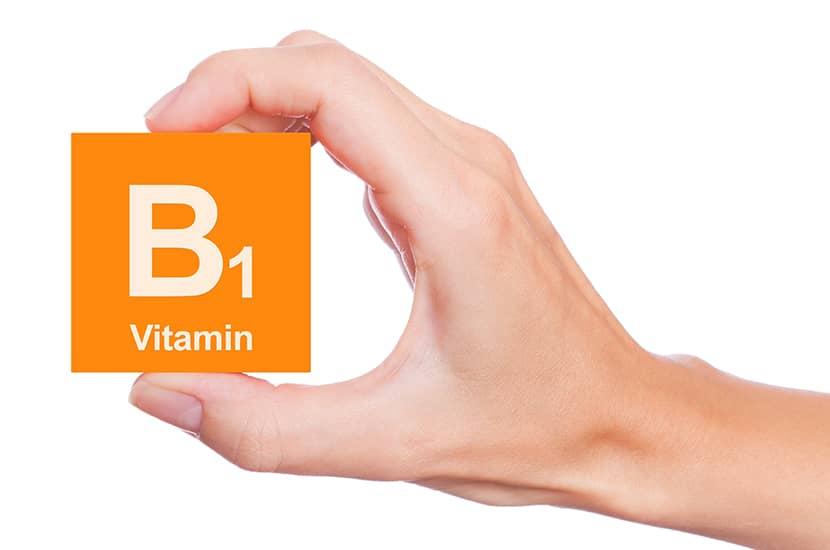 Vitamin B1 spielt eine Schlüsselrolle für den Zuckerstoffwechsel im Körper.