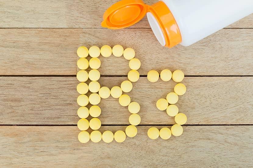 Vitamin B3 ist in der Lage, die Ausscheidung von Fett in der Leber zu erhöhen.