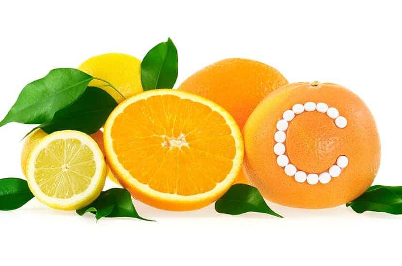Vitamin C ist ein Antioxidans, das zur Erhaltung der Gelenkgesundheit beitragen kann
