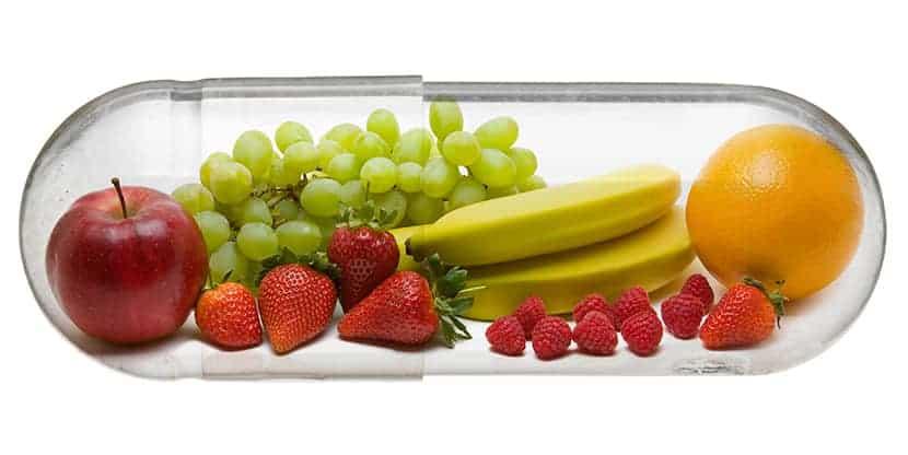 Eine vitamin- und mineralstoffreiche Ernährung kann die Inzidenz von Akne verringern
